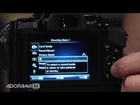 Olympus OMD-EM5: Product Review: Adorama Photography TV