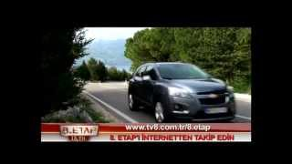 Chevrolet Trax Lansman 2013 - 8. ETAP