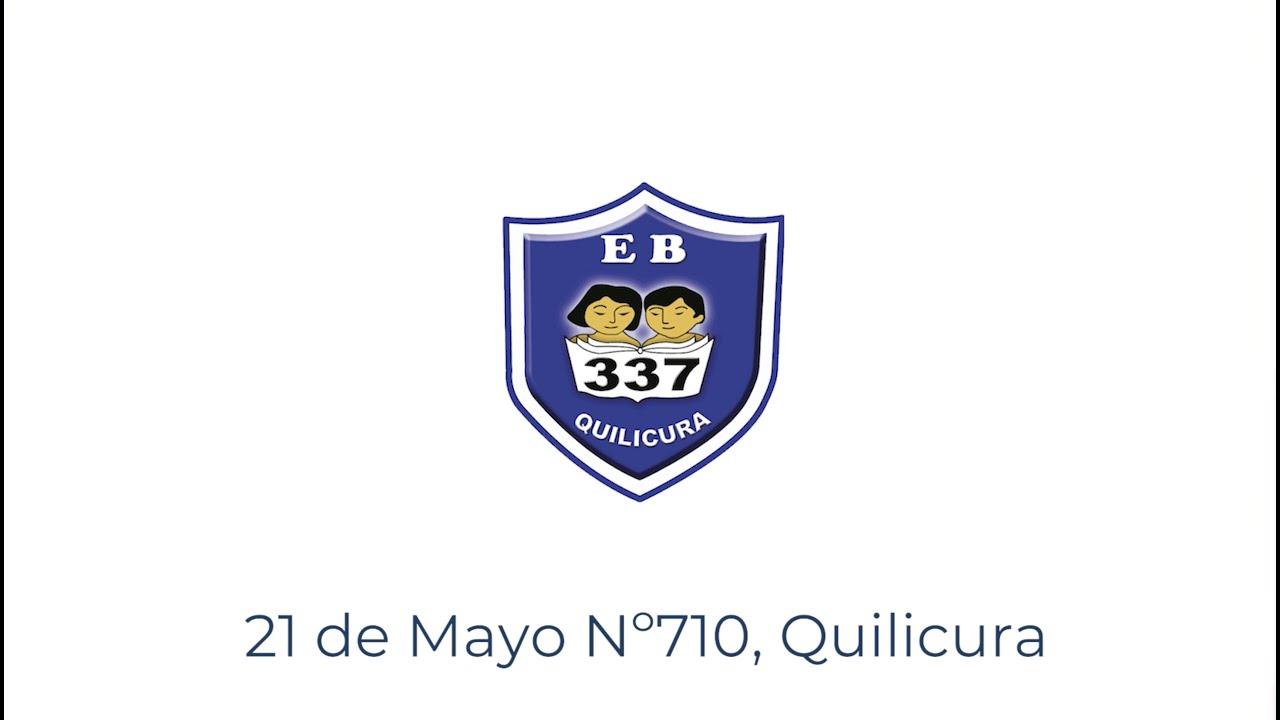 """CONOCE LA ESCUELA """"337"""" EL MAÑÍO"""