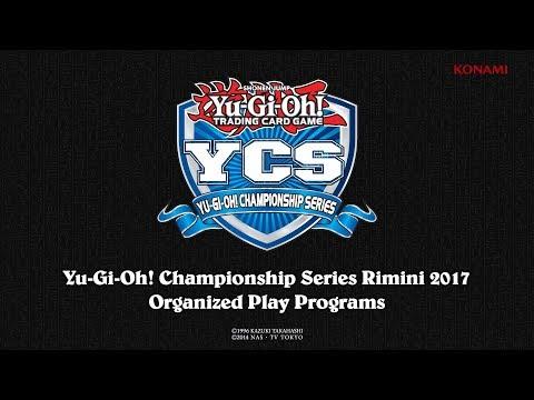 YCS Rimini 2017 | Organized Play Programs