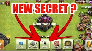 CLAN CASTLE NEW SLEEP MOD, TH12 NEW UPDATED CONCEPTCLASH OF CLANS (HINDI)