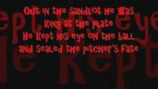 Whiskey Falls Load up the bases Lyrics