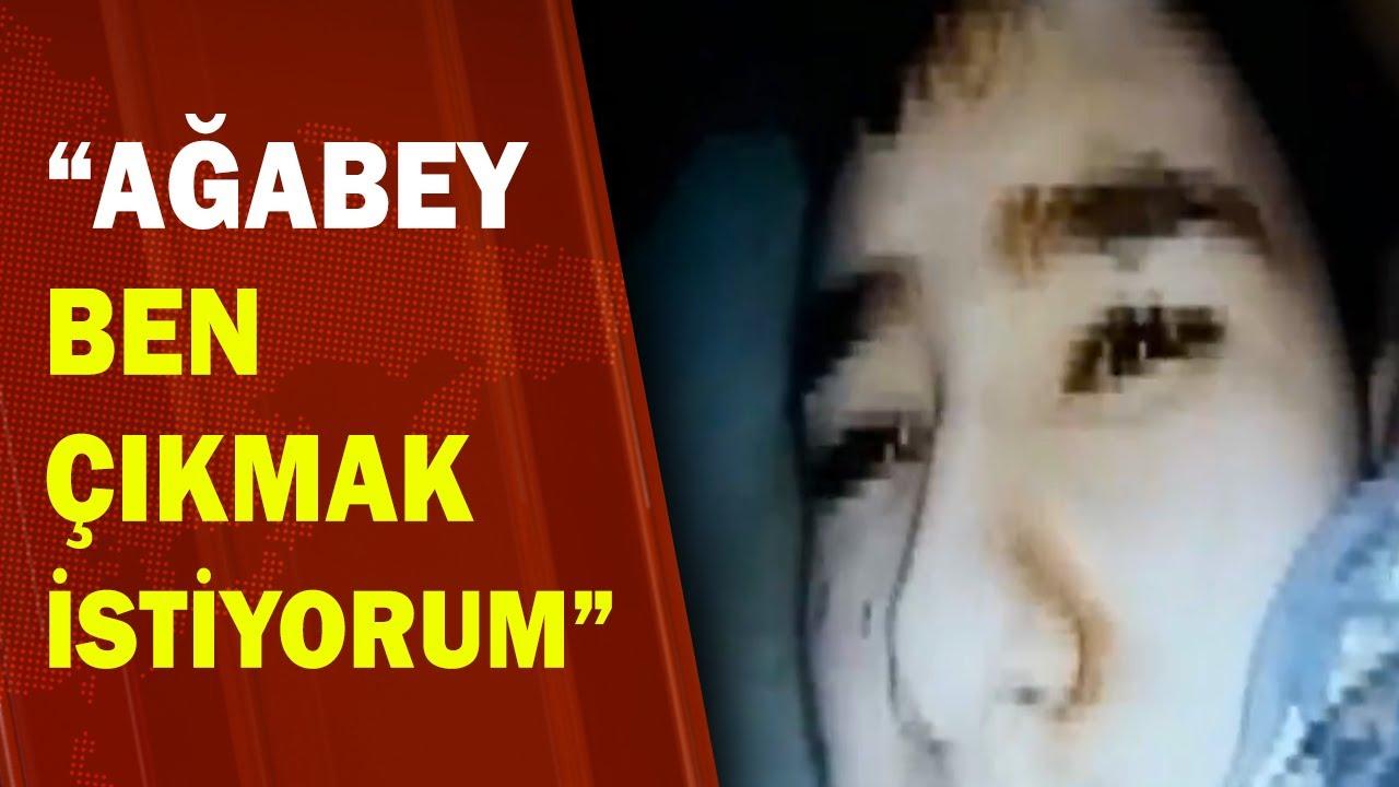 Abi Sen Gitme' Diyen Günay Özışık Kurtarıldı! / A Haber - YouTube