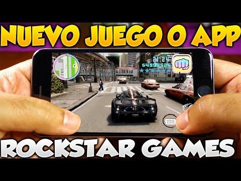 ROCKSTAR GAMES SE ENCUENTRA TRABAJANDO EN UN JUEGO O APLICACION DE IOS Y ANDROID GTA 5 ONLINE