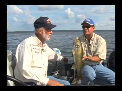 Bottom Bouncing with Midwest Outdoors and Gary Roach