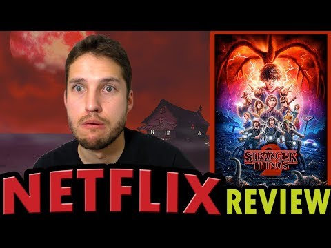 Stranger Things 2 - Series Review || The Netflix Knowhow