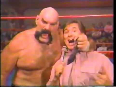 Superstar Rocky Brewer and  Fabulous Ox Baker