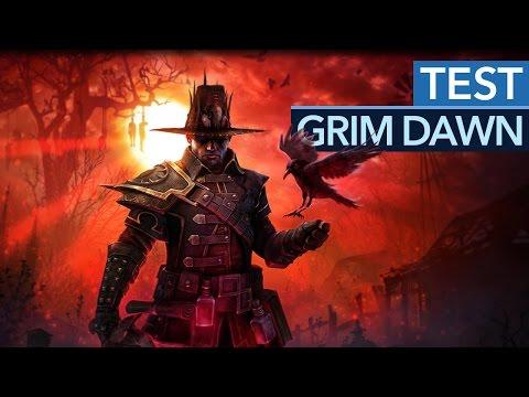 Grim Dawn - Test / Review Video zur fertigen Action-Rollenspiel-Hoffnung (Gameplay)