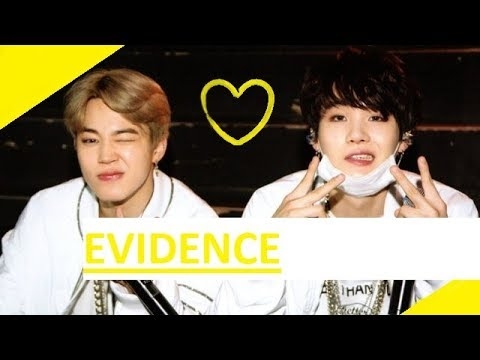 Serendipity is about Yoonmin ! ( NEW EVIDENCE ! 👀✔️ )