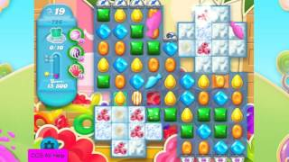 Candy Crush Soda Saga Level 726 NO BOOSTERS