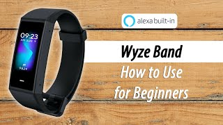 Wyze Band for Beginners (Super Easy Setup & Tutorial)
