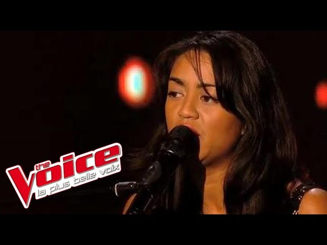 Elton John – Sorry Seems to Be the Hardest Word | Alexia Rabé | The Voice 2014 | Blind Audition
