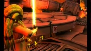 Star Wars: The Clone Wars - Lightsaber Duels (Wii) Gameplay: Kit Fisto vs General Grievous