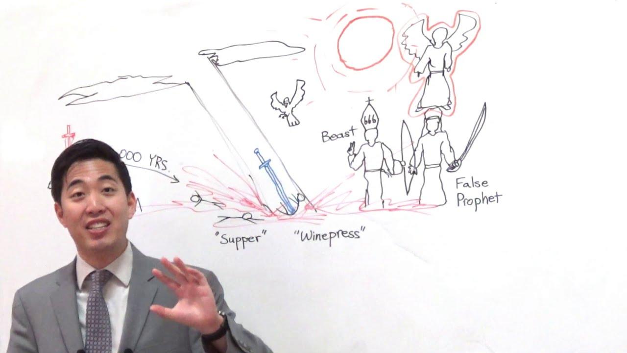 TWO RELIGIONS of False Prophet & Antichrist (Rev. 19:19-21)   Dr. Gene Kim