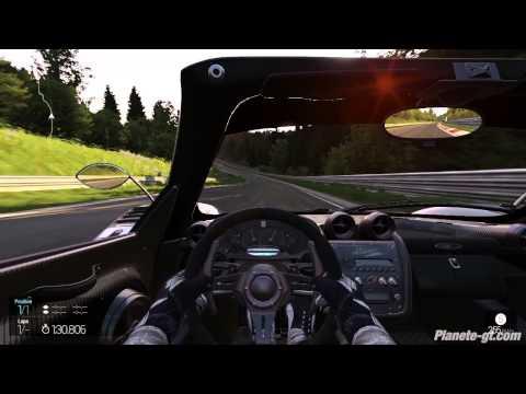 Project CARS : Pagani Zonda Cinque - Nurburgring