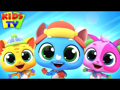 three-little-kittens- -super-supremes- -nursery-rhymes-&-songs-for-kids