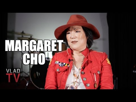 Margaret Cho on Kissing Anna Nicole Smith, Asians Wanting Tiger Over Tila