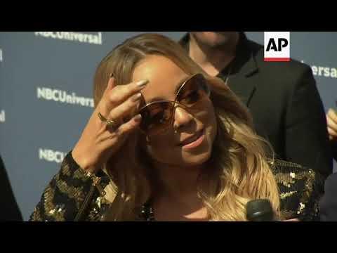 Mariah Carey announces 'Caution' world tour Mp3