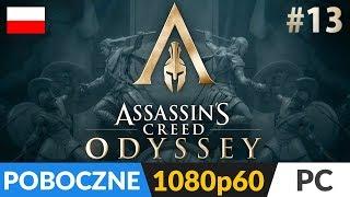 ASSASSIN'S CREED ODYSSEY PL ???? LIVE ???? Tylko misje poboczne!! :) - Na żywo