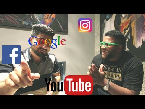 Talking about Social Media LICENCE in UAE with HAMI VLOGS