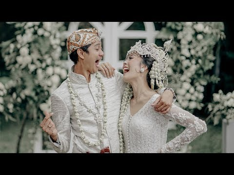 The Wedding Of Yoga And Widya Full Version Youtube