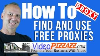 How To Find And Use Free Proxies - Find Free Proxy
