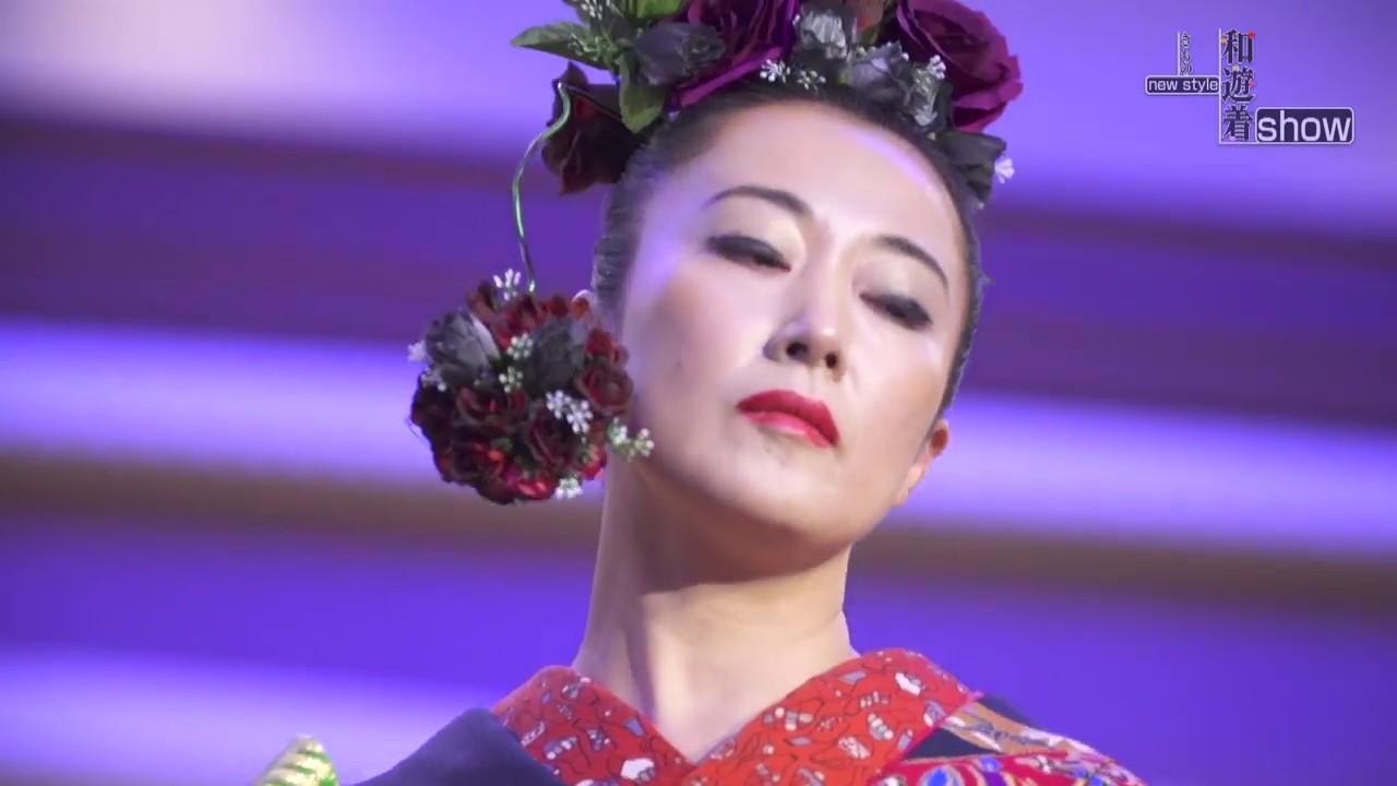 Kimono Show wayugi 2017