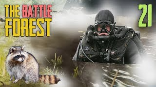 TAUCHERAUSRÜSTUNG ! ★ THE FOREST BATTLE #21 | The Forest Multiplayer | LPmitKev