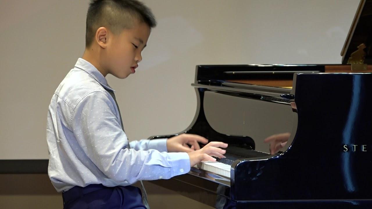 2020李斯特(布達佩斯)鋼琴弦樂國際公開賽(台灣初賽) Ku, Ting-yu 榮獲少年組 銅獎指導老師: Vivianne老師