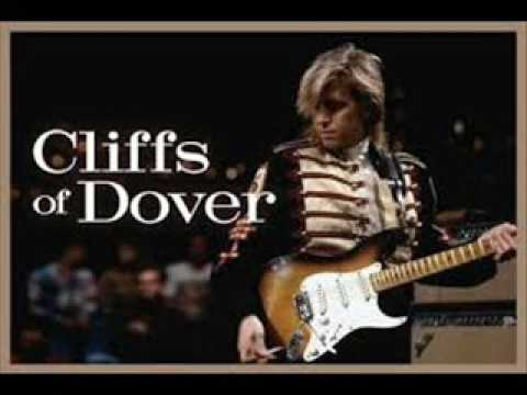 BACKING TRACK  Cliffs Of Dover  ERIC JOHNSON