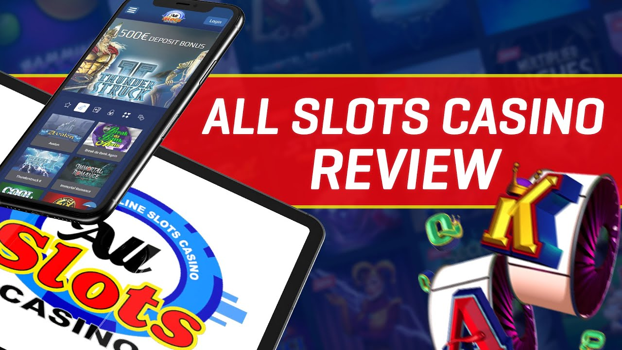 All Slots Casino Sign In
