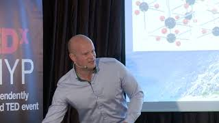 Chemistry for life and the circular economy | Michael Londesborough | TEDxUNYP