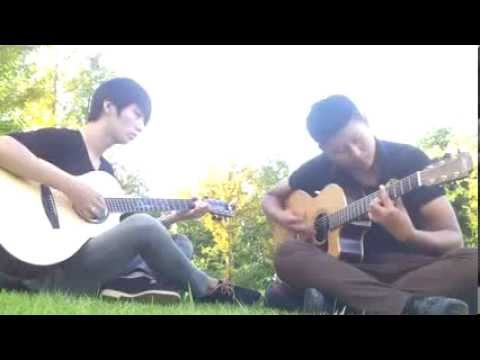 (Depapepe) start-Sungha Jung.With friend