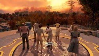 1  Fallout 4  UltraHD mod  Выживание на максимальной сложности  Начало  Создание персонажа