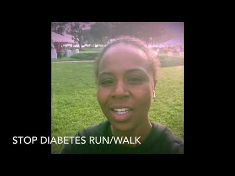 Stop Diabetes|American DIABETES Association Walk Jacksonville, Fl