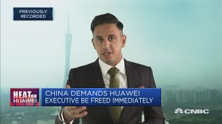 China demands Huawei executive be freed immediately | Capital Connection