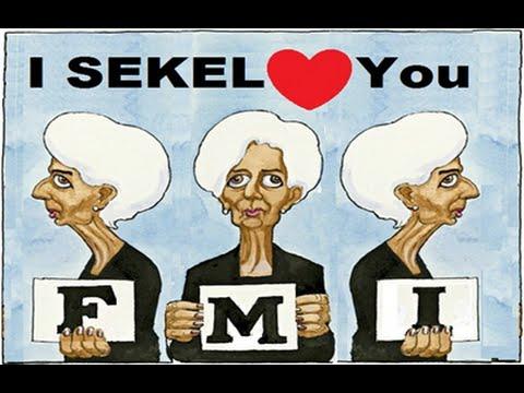 La Remise à zero des monnaies  mondiales :  Christine Lagarde ( FMI)