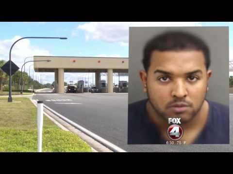 Florida Man Charged With Felony For Toll Evasion