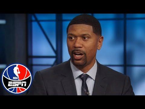 Jalen Rose on Rockets: 'They're deeper than the Golden State Warriors' | NBA Countdown | ESPN