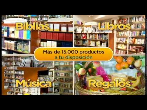 Spot libreria maranatha dic youtube - Librerias cristiana ...