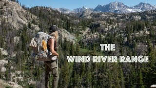 Backpacking the Wind River Range | Titcomb Basin | Seneca Lake | Island Lake