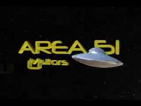 Area 51 Visitors Guide intro