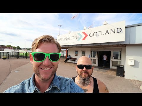 #361 (8/2/2017) Road Trippin Through Sweden, Denmark, and Germany...