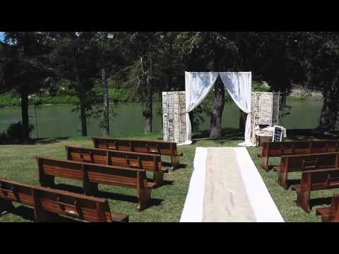 Wedding at The Spirit Inn victoria Tx