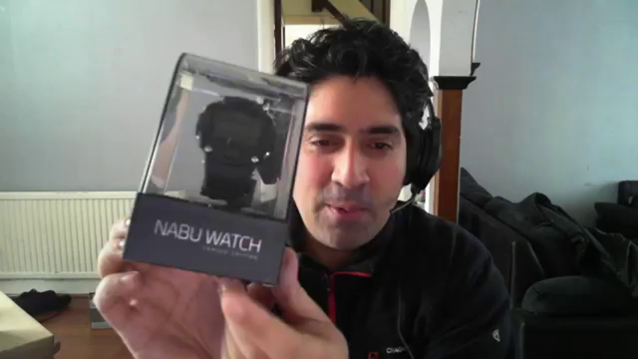 Razer Nabu Watch Forged Edition Unboxing First Look Youtube