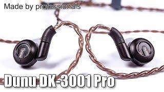 dunu DK-3001 Pro earphones review