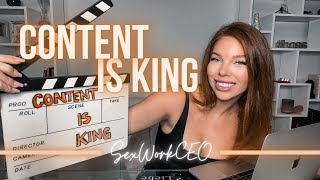 Content is King! 👑