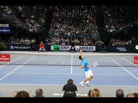 Novak Djokovic vs Grigor Dimitrov - PARIS 2016 Highlights HD