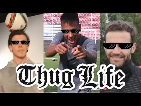 THUG LIFE Compilation! - Professional Football Players