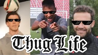 THUG LIFE Compilation! - Professional Football Players